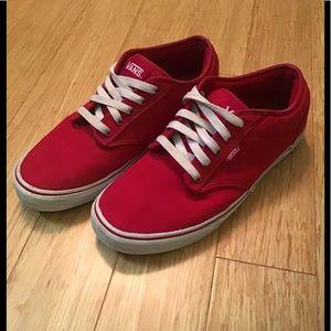 VANS TB4R Classic Skate Shoe, Men's 10